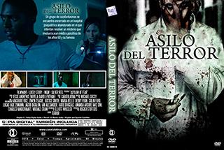 Asylum of Fear - Asilo del Terror - Cover DVD